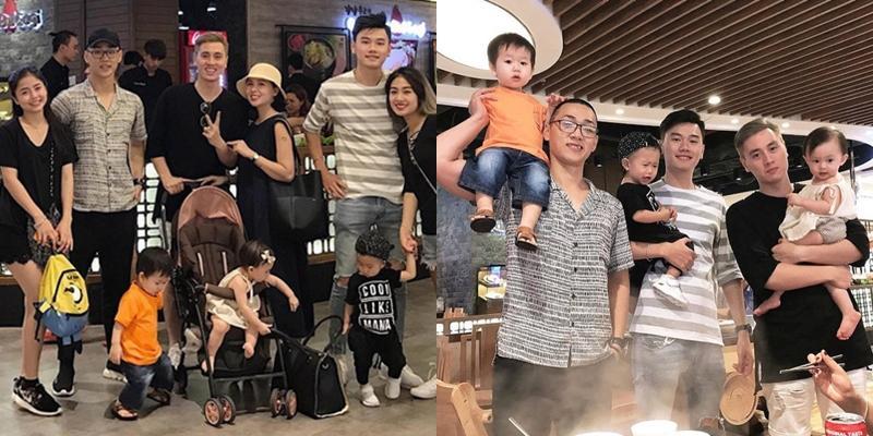 3 gia đình hot nhất mạng xã hội khoe ảnh đi du lịch chung khiến fan phát hờn-14