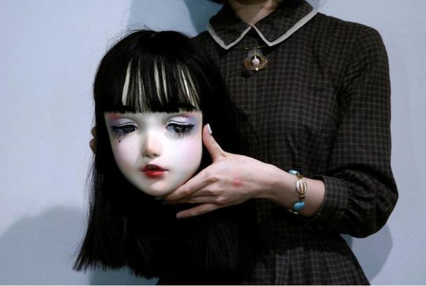 Chân dung búp bê sống tại Nhật Bản: Khi ranh giới giữa người và búp bê gần như bị xóa nhòa-4