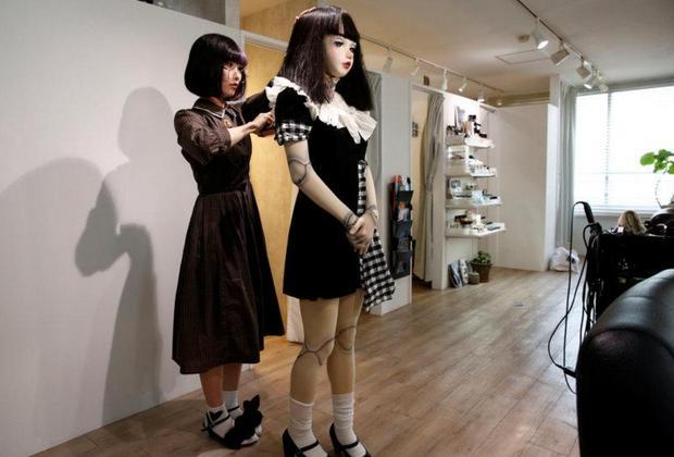 Chân dung búp bê sống tại Nhật Bản: Khi ranh giới giữa người và búp bê gần như bị xóa nhòa-11
