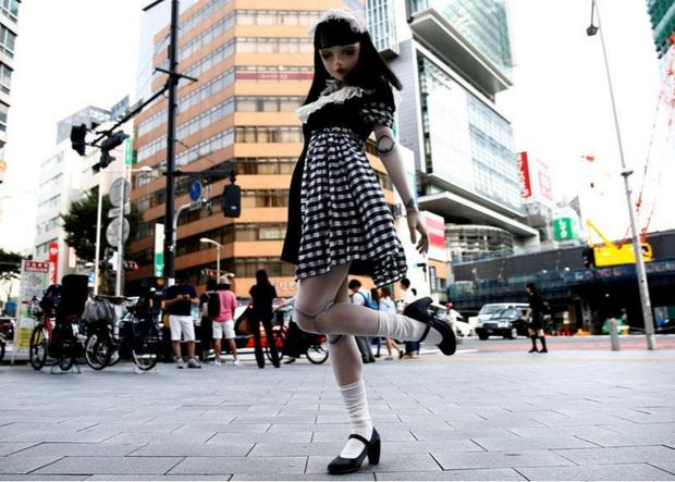 Chân dung búp bê sống tại Nhật Bản: Khi ranh giới giữa người và búp bê gần như bị xóa nhòa-12