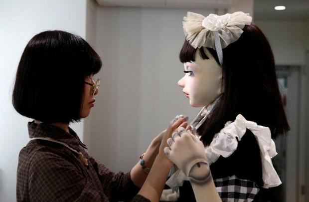Chân dung búp bê sống tại Nhật Bản: Khi ranh giới giữa người và búp bê gần như bị xóa nhòa-9