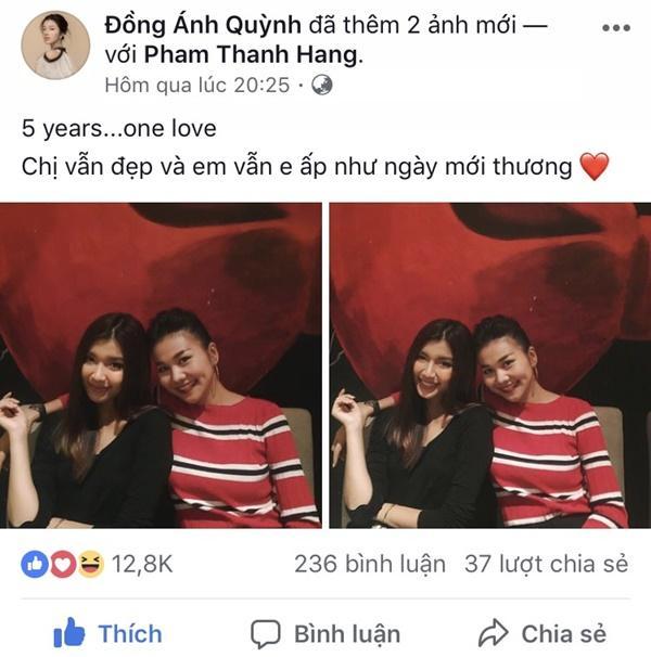 Gà chiến của Minh Tú - Á quân Đồng Ánh Quỳnh - không ngại thú nhận yêu Thanh Hằng đã 5 năm-1
