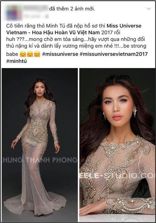 3 chân dài đình đám gây nuối tiếc khi chưa thi đã rút tại Hoa hậu Hoàn vũ Việt Nam 2017-1
