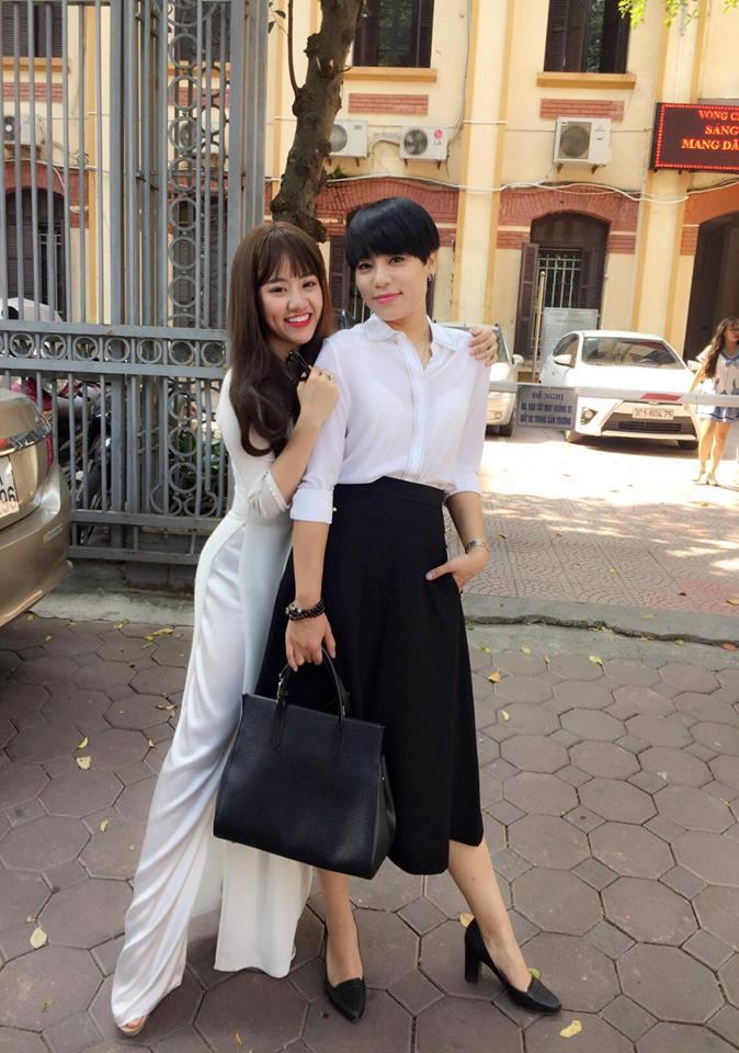 Sau 11 năm kết hôn, bà xã Xuân Bắc - diễn viên Hồng Nhung - thay đổi nhan sắc ra sao?-13
