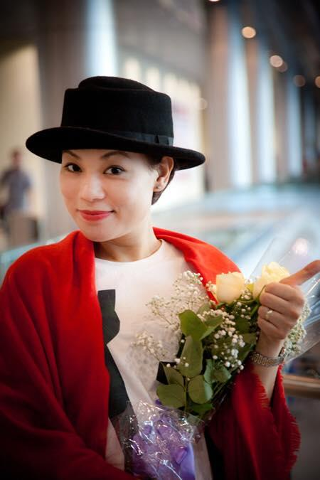 Sau 11 năm kết hôn, bà xã Xuân Bắc - diễn viên Hồng Nhung - thay đổi nhan sắc ra sao?-10