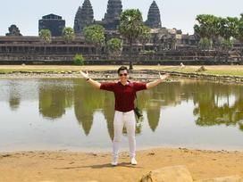Cuối tuần, 'phượt' Campuchia chỉ với hơn 4 triệu đồng như MC Nguyên Khang