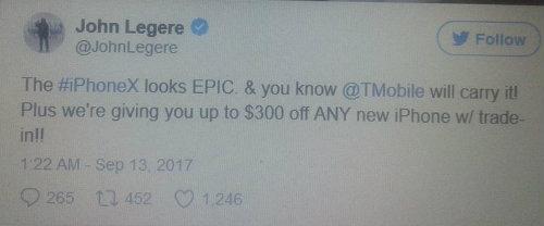 SỐC: Giảm 300 USD khi mua iPhone X, iPhone 8 và 8 Plus-2