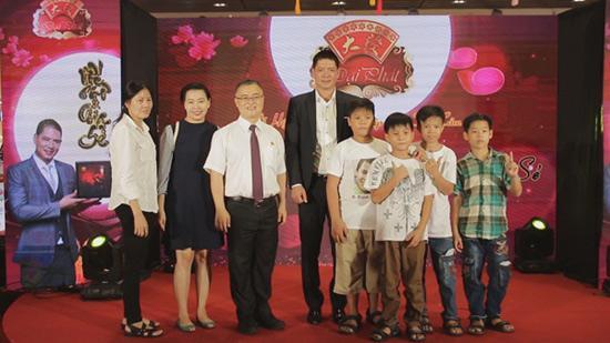 Bình Minh cùng câu chuyện đẹp mùa Trung thu-2