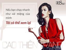 Cao Thiên Trang bất ngờ công khai 10 phát ngôn 'sóc óc' khiến Next Top Model 2017 phải cắt sóng