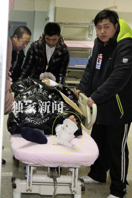 Sao châu Á gặp tai nạn trên phim trường: Người mang thương tật, kẻ bỏ mạng-4