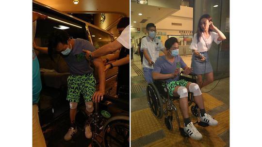 Sao châu Á gặp tai nạn trên phim trường: Người mang thương tật, kẻ bỏ mạng-6