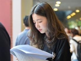 Ngày nhập học, 'lò đào tạo minh tinh' hàng đầu Trung Quốc toàn thấy trai đẹp gái xinh