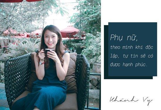 Nữ MC 19 tuổi của VTV: Đại gia chân dài, không trái đạo đức thì vẫn ổn-3
