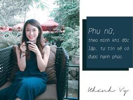 Nữ MC 19 tuổi của VTV: 'Đại gia chân dài, không trái đạo đức thì vẫn ổn'
