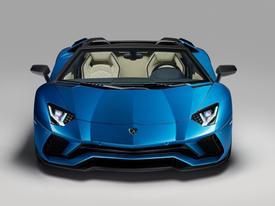 Lamborghini Aventador S Roadster - siêu phẩm mui trần mới
