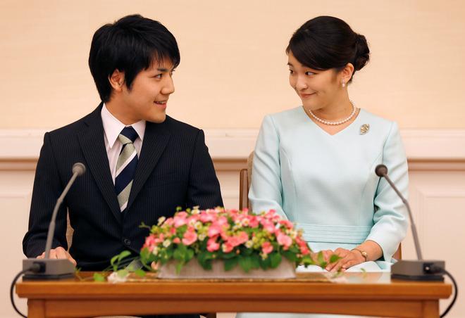 Ngôn tình hoàng gia Nhật: 3 nàng công chúa sẵn sàng từ bỏ tước vị vì tình yêu-10
