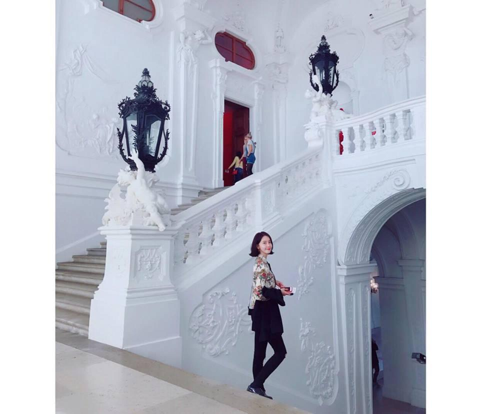 Park Shin Hye - Jessica diện street style cực chất trong Tuần lễ thời trang New York-12