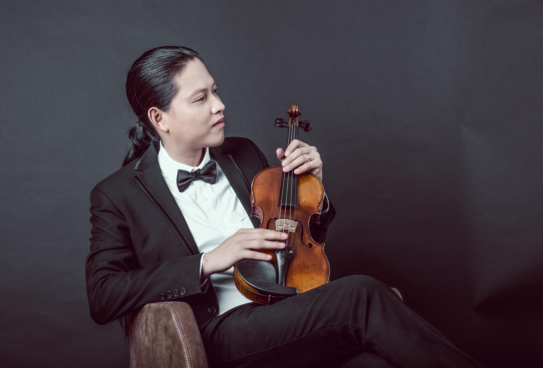 Nghe lại những bản tình ca xứ Hàn bất hủ qua tiếng violin của Tú Xỉn-2