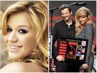 Kelly Clarkson tẩy chay nhà sản xuất bị đồn cưỡng hiếp Kesha