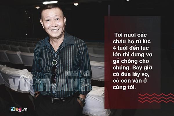 Nghệ sĩ hài khiến Hoài Linh nể phục 40 năm làm nghề vẫn ở nhà thuê-3