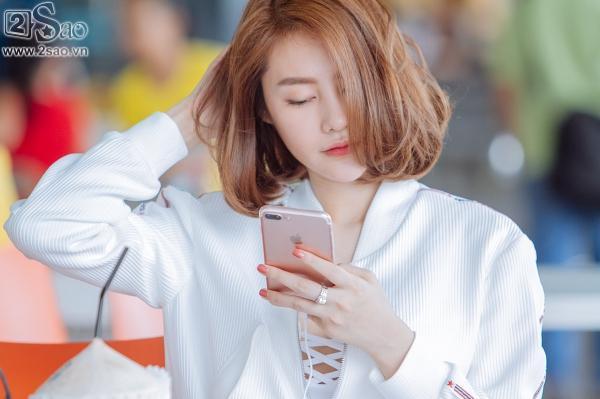Độc Quyền: Ái tình khắc khoải, Linh Chi chọn cách ra nước ngoài đón sinh nhật trong đơn côi-5
