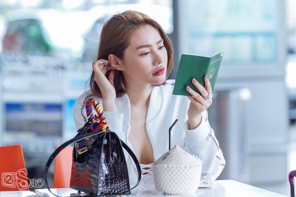 Độc Quyền: Ái tình khắc khoải, Linh Chi chọn cách ra nước ngoài đón sinh nhật trong đơn côi-6