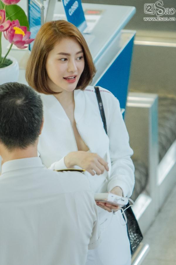 Độc Quyền: Ái tình khắc khoải, Linh Chi chọn cách ra nước ngoài đón sinh nhật trong đơn côi-9