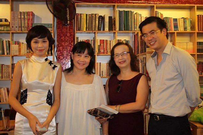 Lộ ảnh cưới của giám đốc VTV24 Quang Minh và nữ nhà văn 8X-3