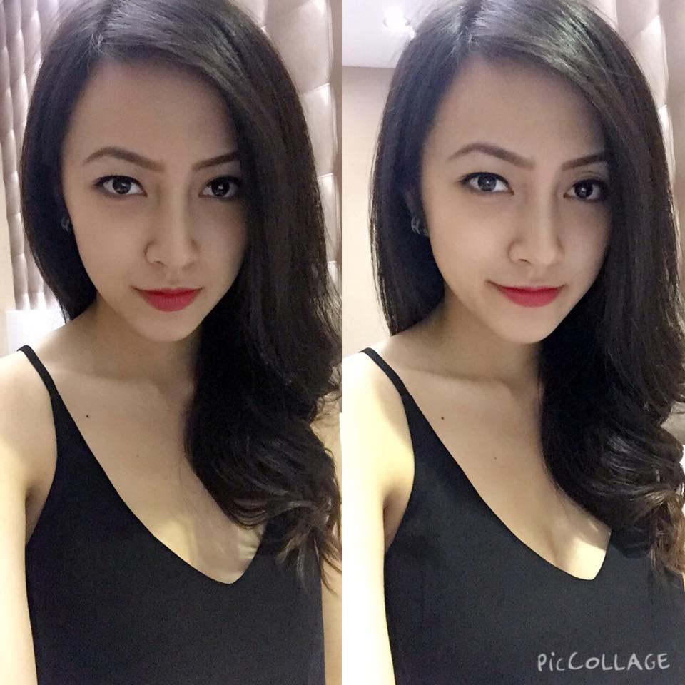 Bấn loạn trước nhan sắc xinh đẹp của cô nàng con lai mang hai dòng máu Việt - Mỹ-7