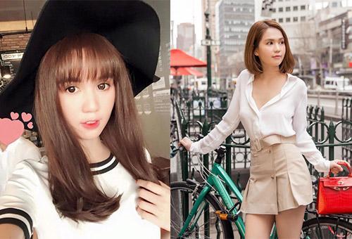 Điểm danh những mỹ nhân Việt hợp cả tóc ngắn và dài, ngoại trừ Nhã Phương - Bảo Anh-1