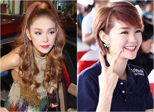 Điểm danh những mỹ nhân Việt hợp cả tóc ngắn và dài, ngoại trừ Nhã Phương - Bảo Anh-7