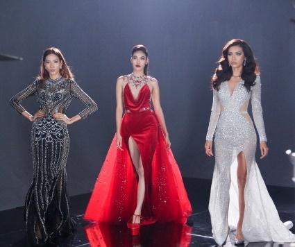 Đụng độ váy áo, Hoa hậu Kỳ Duyên vẫn chặt đẹp Hoa khôi Lan Khuê-6