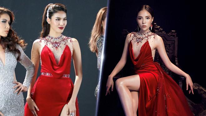 Đụng độ váy áo, Hoa hậu Kỳ Duyên vẫn chặt đẹp Hoa khôi Lan Khuê-10