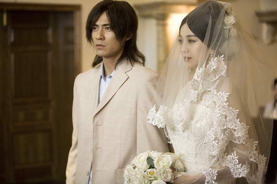 Trước khi được Lý Thần cầu hôn, Phạm Băng Băng từng 5 lần làm cô dâu tuyệt sắc-10