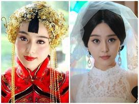 Trước khi được Lý Thần cầu hôn, Phạm Băng Băng từng 5 lần làm cô dâu tuyệt sắc