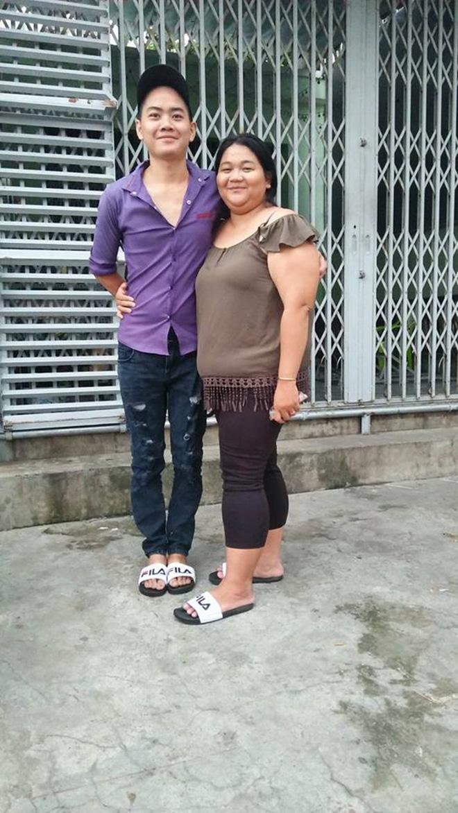 Bí mật phía sau chuyện tình 5 năm của cặp đôi đũa lệch đứng bên nhau như mẹ và con trai-3