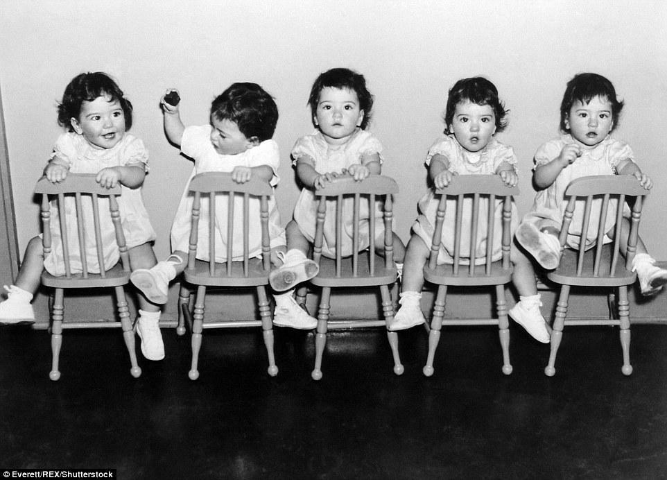 Cuộc đời đầy biến cố của 5 bé gái xinh xắn trong ca sinh 5 đầu tiên trên thế giới-2
