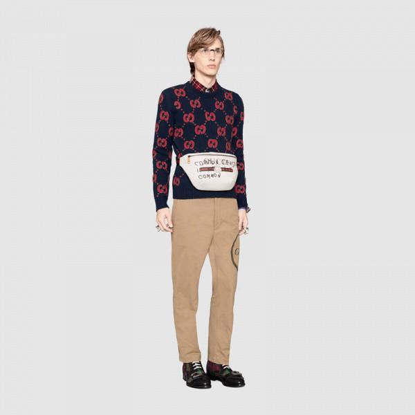 Tưởng rằng đã nâng cấp level đồ hiệu, ai ngờ lại rộ nghi vấn Sơn Tùng dùng túi Gucci fake-3