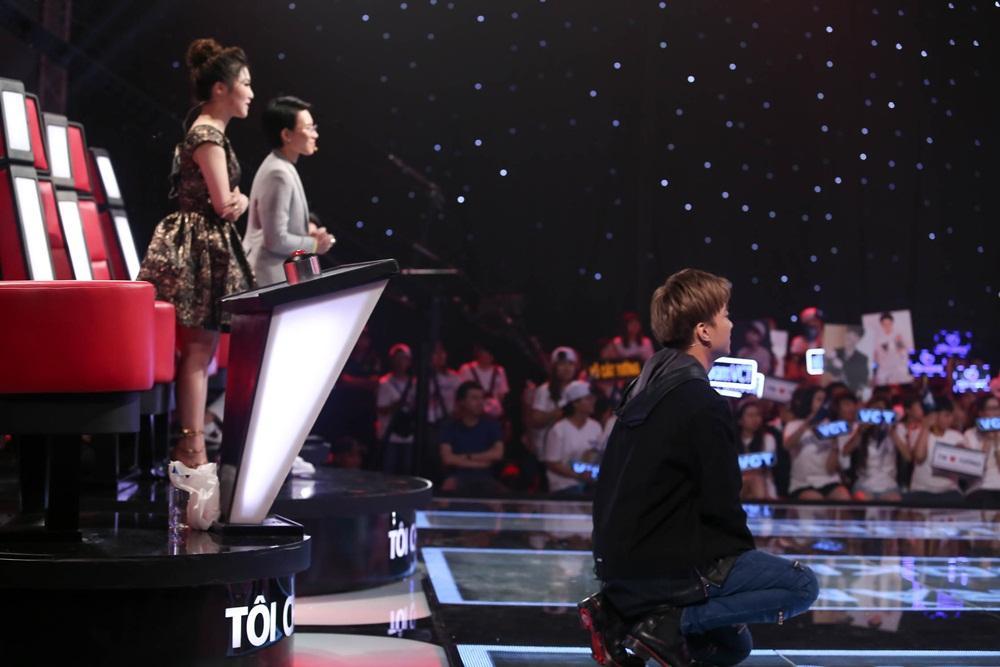 Thí sinh hot nhất tập 5 lựa chọn Soobin Hoàng Sơn vì có phong cách giống Big Bang-2