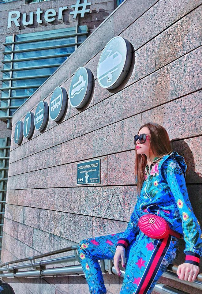 Hồ Ngọc Hà diện giày đôi với Kim Lý, chuyện tình yêu chính là sự thật rồi?-1