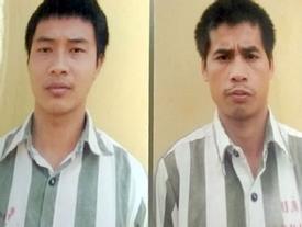 Những kẻ mặc áo tù sa lưới sau khi vượt ngục
