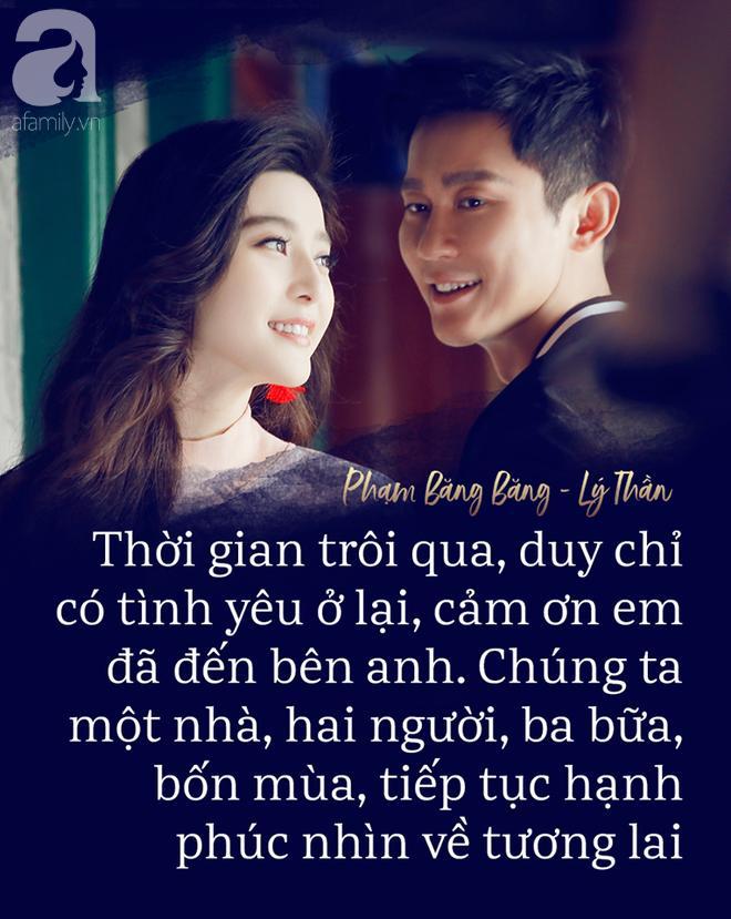 Phạm Băng Băng - Lý Thần: Dẫu có là nữ hoàng, cô ấy vẫn nhỏ bé bên người đàn ông của đời mình!-5