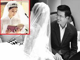 Linh Lê - cô gái xinh đẹp sắp lên xe hoa với BTV Quang Minh 'người đàn ông thời sự' là ai?