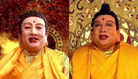 Cuộc đời ít biết của diễn viên đóng Phật Tổ trong Tây Du Ký-1