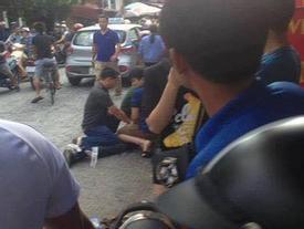 Clip hot: Cận cảnh màn bắt tử tù Thọ 'Sứt' nhìn từ camera nhà dân ở Hải Dương