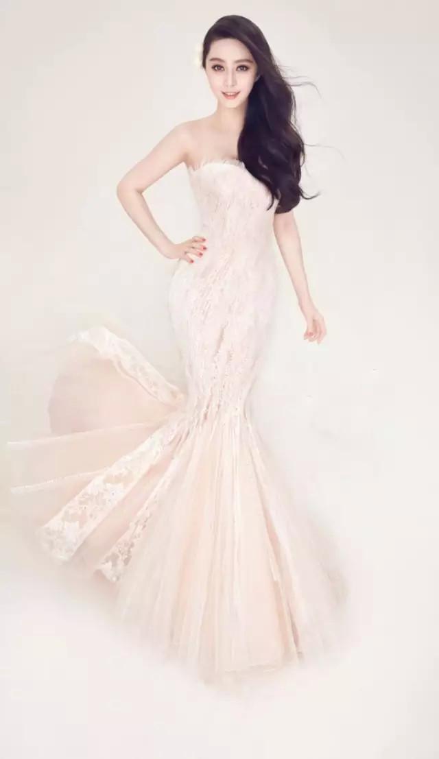 Trước khi làm cô dâu của Lý Thần, Phạm Băng Băng từng nhiều lần mặc váy cưới đẹp xuất sắc-12
