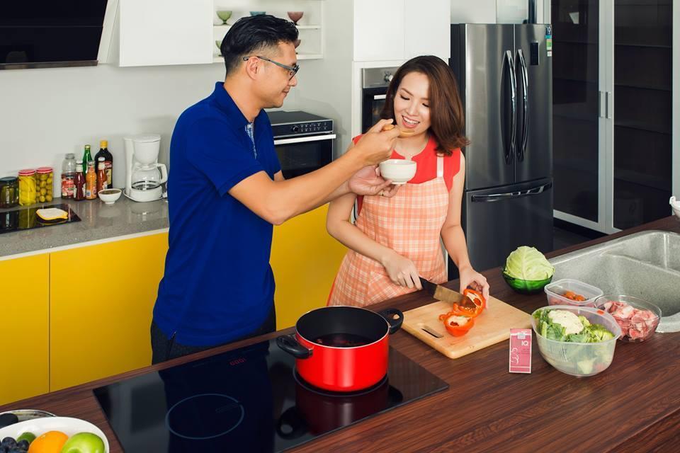 Tin sao Việt 17/9: Đan Lê tiết lộ cuộc sống hôn nhân với đạo diễn Khải Anh-1
