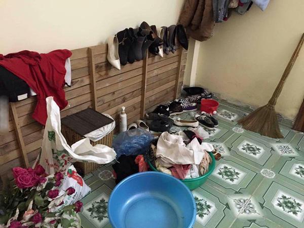 Bản cáo trạng hài hước về nhà có 3 nàng dâu, cô nổi danh lười và bẩn, cô chuyên phải rửa bát một mình-3
