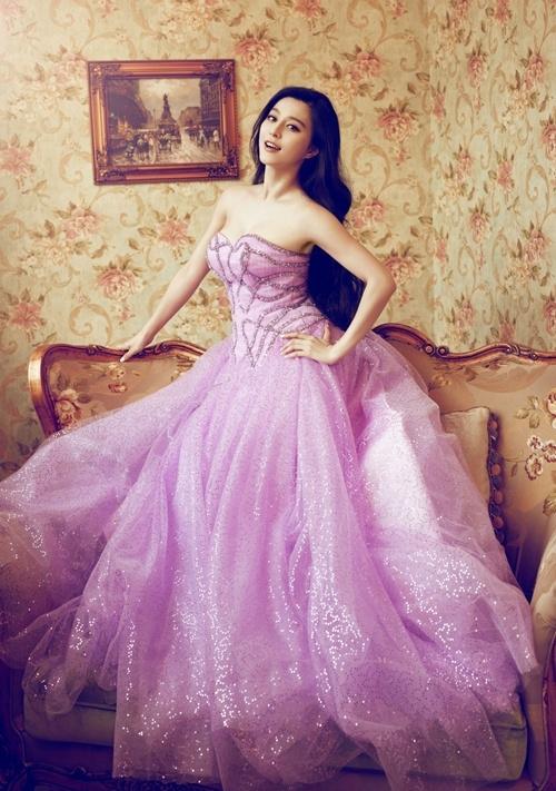 Trước khi làm cô dâu của Lý Thần, Phạm Băng Băng từng nhiều lần mặc váy cưới đẹp xuất sắc-5