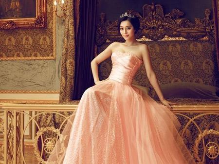 Trước khi làm cô dâu của Lý Thần, Phạm Băng Băng từng nhiều lần mặc váy cưới đẹp xuất sắc-6
